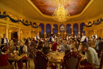 be our guest restaurant - the mickey wiki: your walt disney world